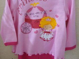 e3e75565a45 Μινέρβα Πυτζάμα Princess (No6M)