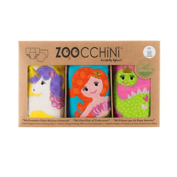 Zoocchini Εκπαιδευτικά Βρακάκια