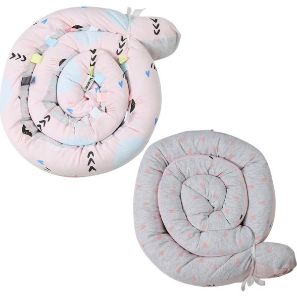 Minene Πολυχρηστικό Μαξιλάρι – Snuggly Snake Cotton