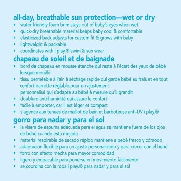iplay Breathable UV