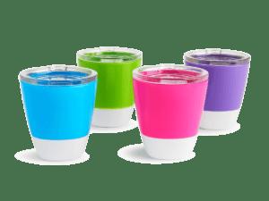 MUNCHKIN 2PK SPLASH™ CUPS