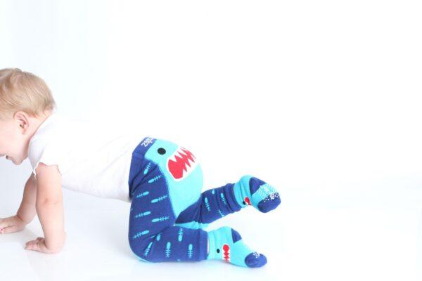 Grip+Easy Crawler Pants & Socks Set