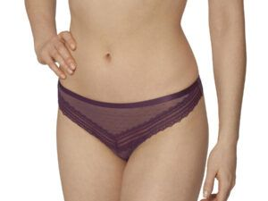 TRIUMPH TEMPTING TULLE HIPSTER-STRING