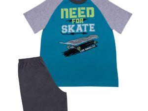 Skate Κοντομάνικη Παιδική Πυτζάμα