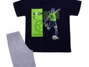 Sport Κοντομάνικη Παιδική Πυτζάμα