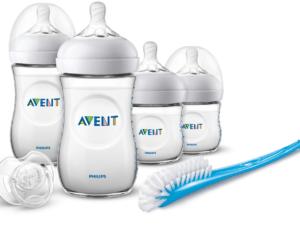 Philips Avent natural σετ μπιμπερό για νεογέννητα